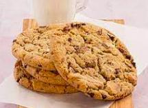Cookie 11cm, pépites Chocolat