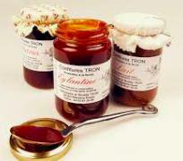confiture artisanale fraise 125g