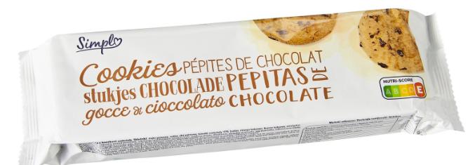 """cookies"" Chocolade koek 200g"