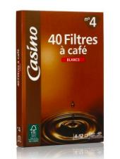 koffiefilter x 40