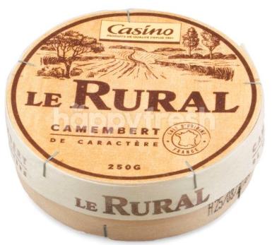 """Camembert """"Le rural"""" 250g"""