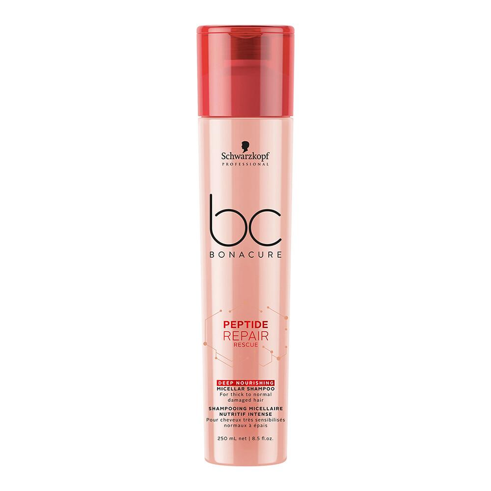 BC Peptide Repair Rescue Deep Nourishing Micellar Shampoo