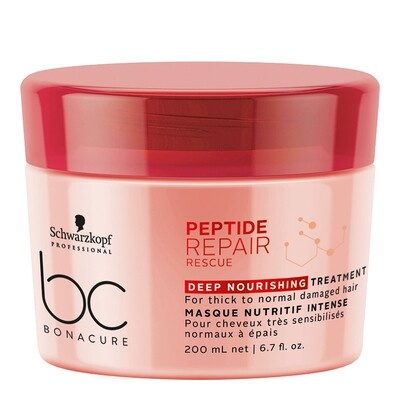 BC Peptide Repair Rescue Deep Nourishing Treatment