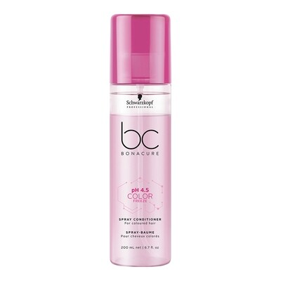 BC pH 4.5 Color Freeze Spray Conditioner