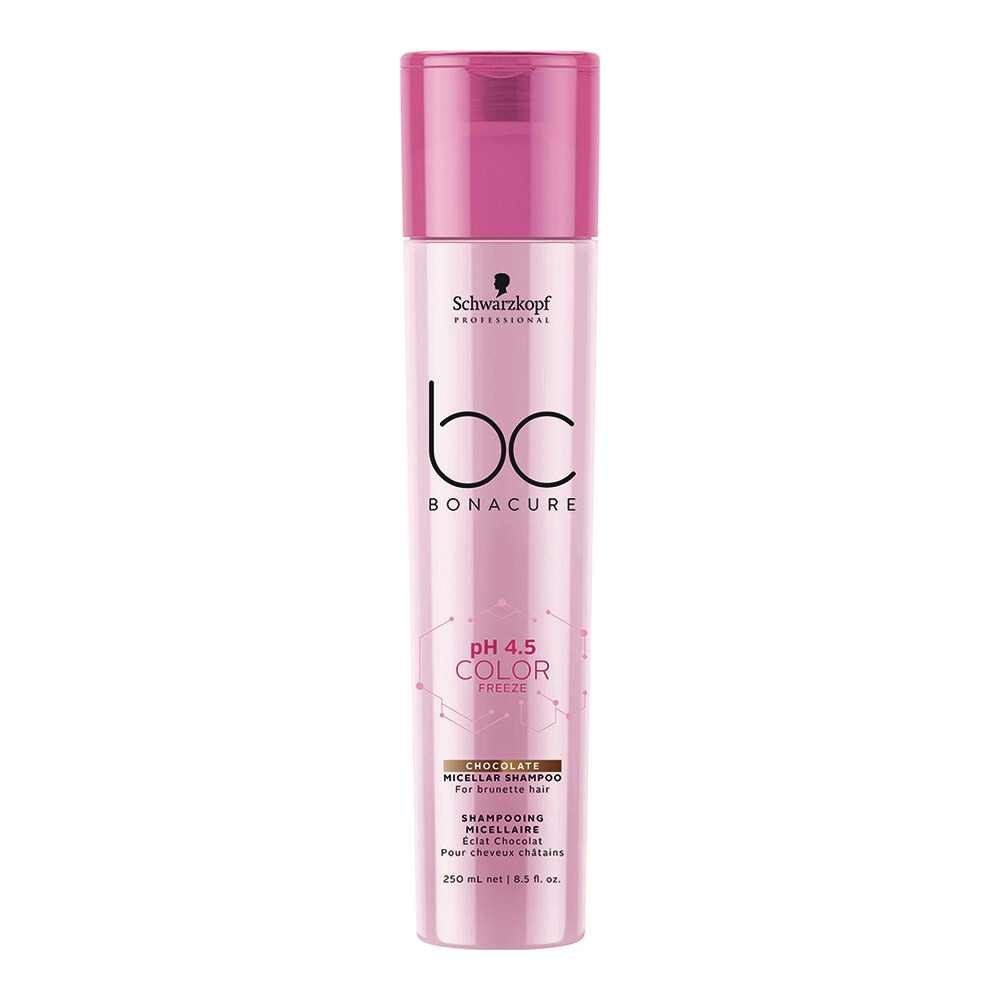 BC pH 4.5 Color Freeze Chocolate Micellar Shampoo