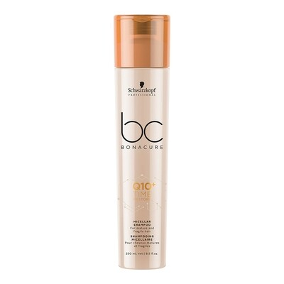 BC Q10+ Time Restore Micellar Shampoo