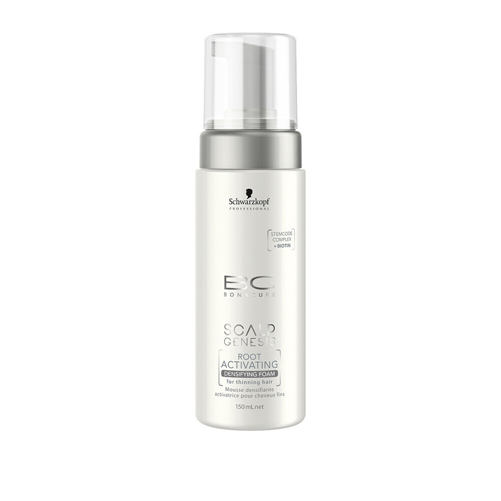 BC  Scalp Genesis Root Activating Densifying Foam