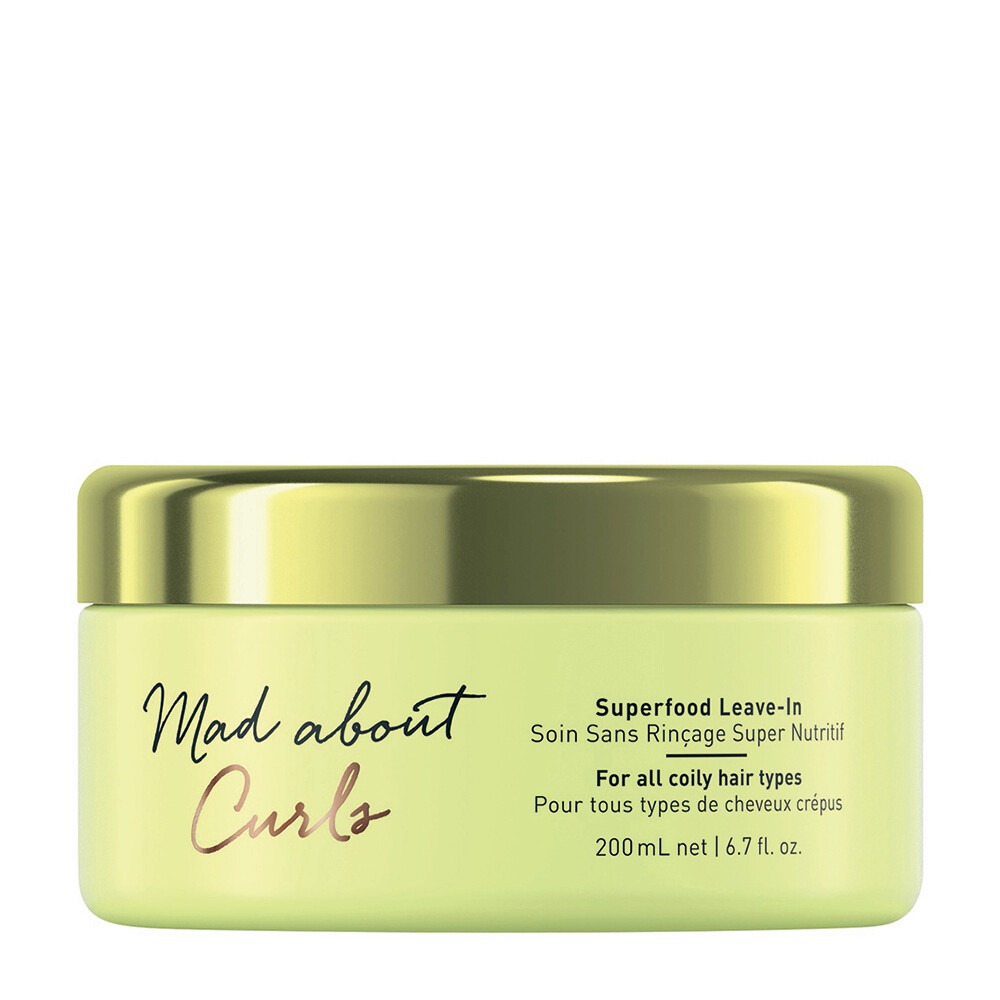 Mad About Curls Superfood Leave-In