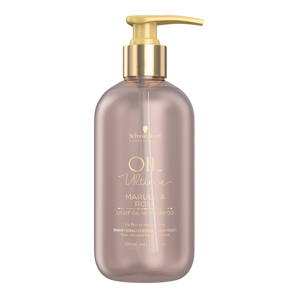 Oil Ultime Light Oil-In Shampoo