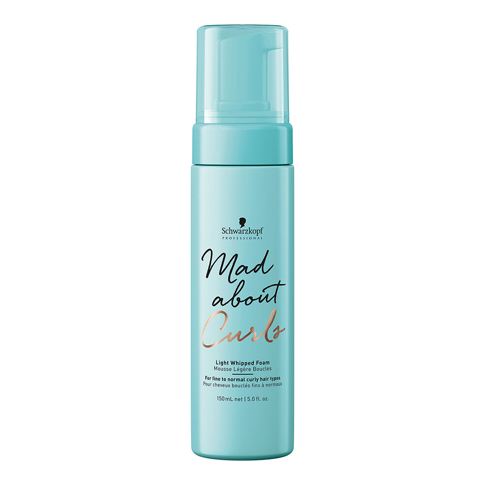 Mad About Curls Light Whipped Foam