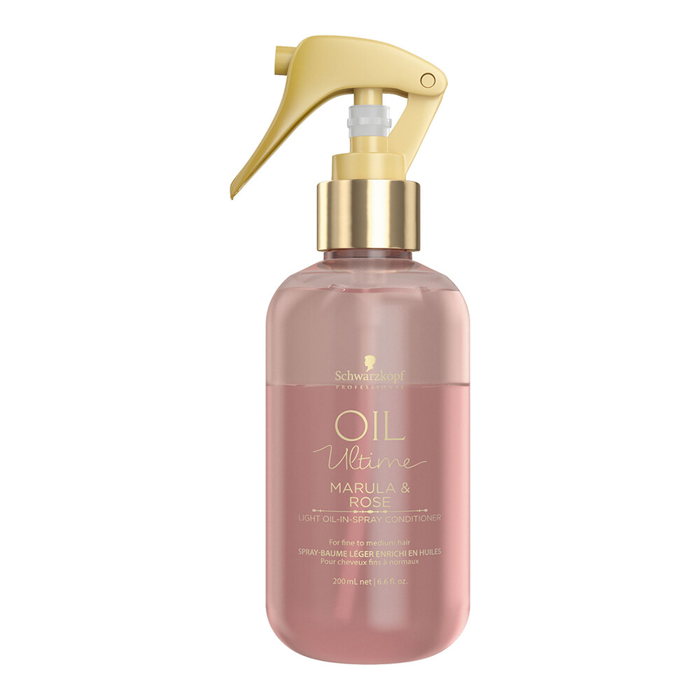 Oil Ultime Light Oil-In-Spray Conditioner