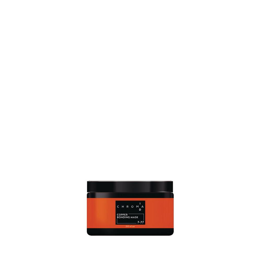 Chroma ID - Bonding Color Mask 7-77 Mittelblond Kupfer Extra