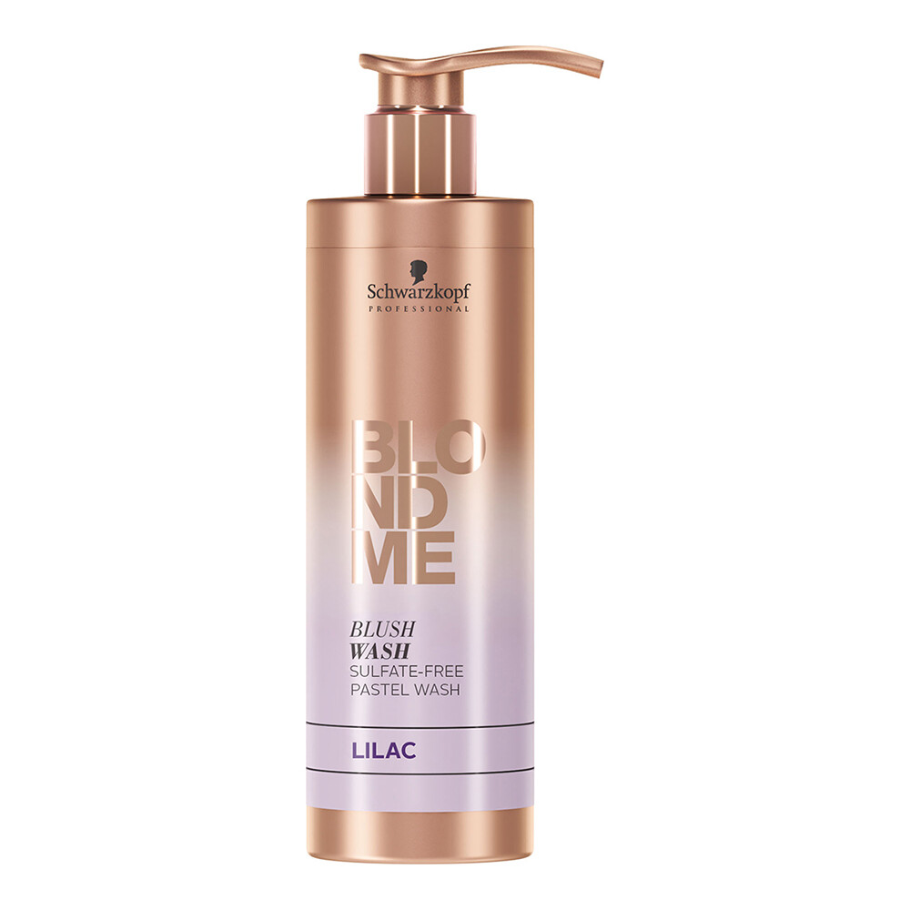 BlondMe Blush Wash Lilac