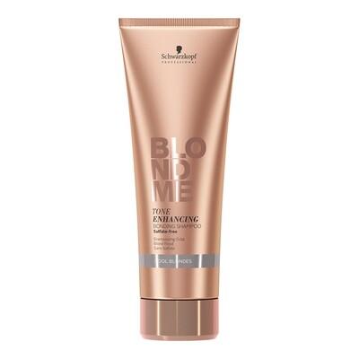 BlondMe Enhance Bonding Shampoo Cool Blondes