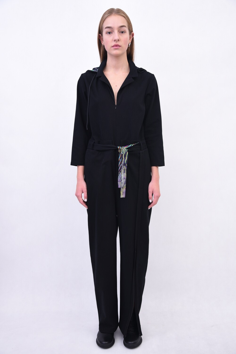 Black overall