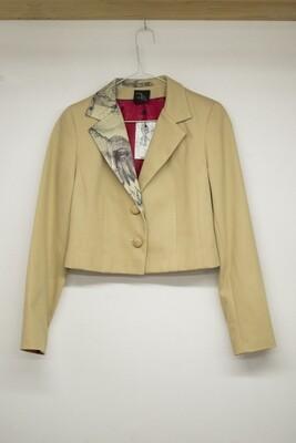 Beige jacket