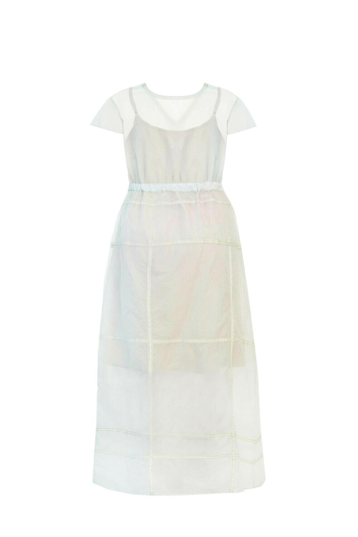Parachute Long Dress