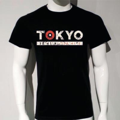 Camiseta TOKIO