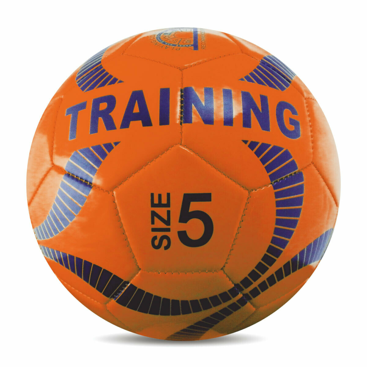 Balón fútbol entrenamiento