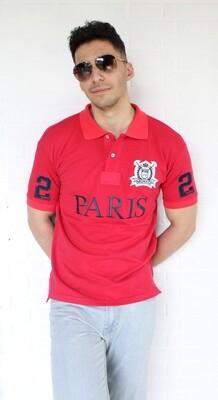 Polo SPORT Rojo