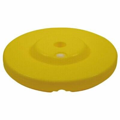 Base PLANA para pica plastico 23 cms.