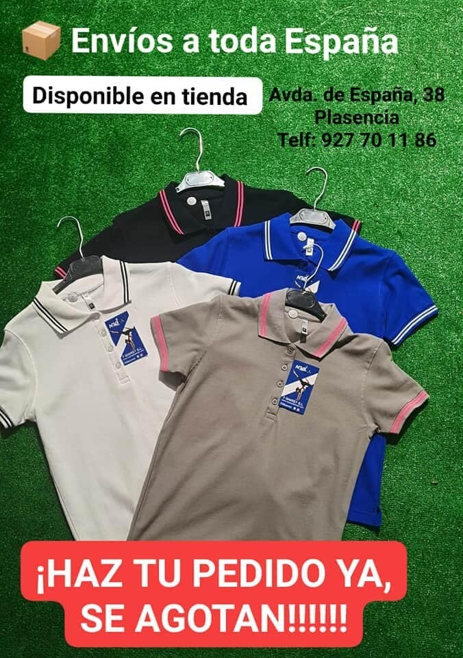 Polo Mujer JHC