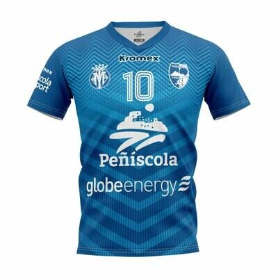 Camiseta Club Fútbol Sala Peñíscola 2020/2021