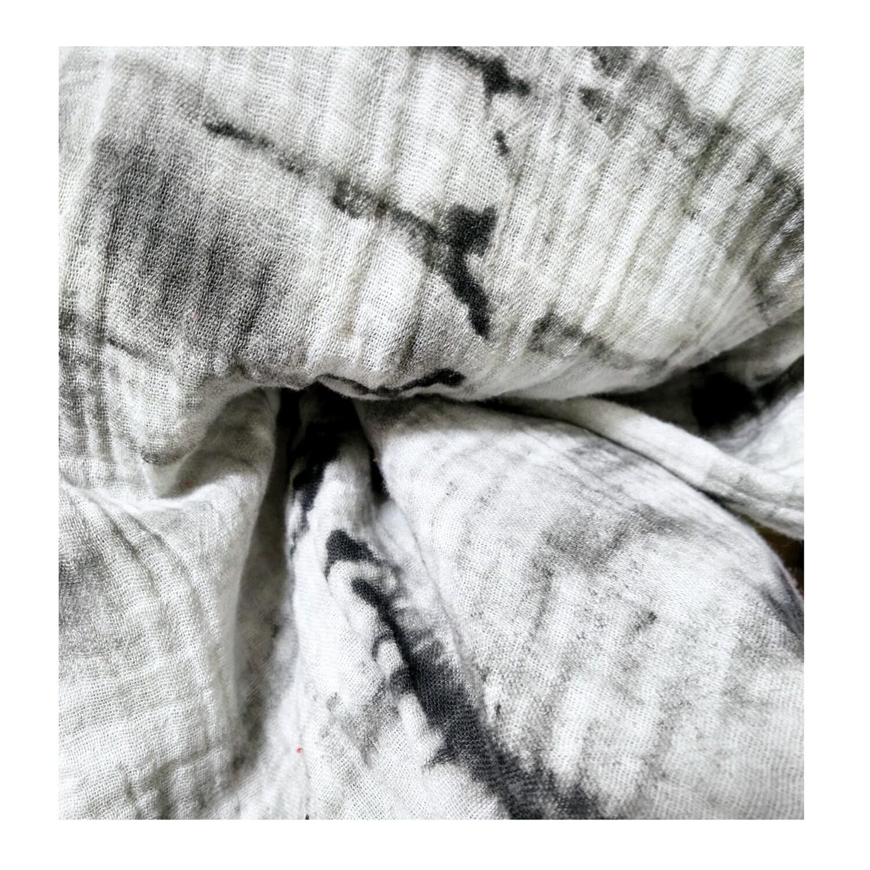 Echarp em gaze de algodão CCACollective