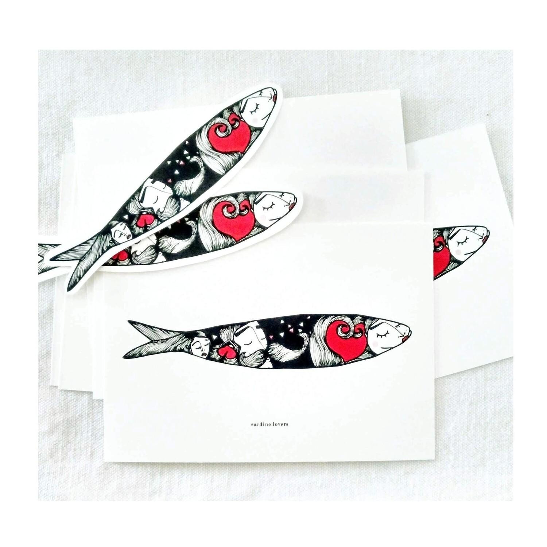 Ilustração #sardinelovers