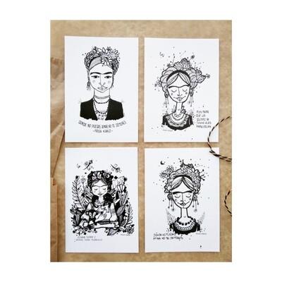 Pack Frida Kahlo