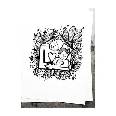 Ilustração #Pai