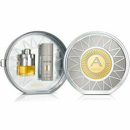 WANTED SET EDT 100 ML + DEO SPRAY 150