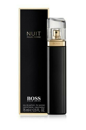 BOSS NUIT FOR WOMAN EDP 75 ML