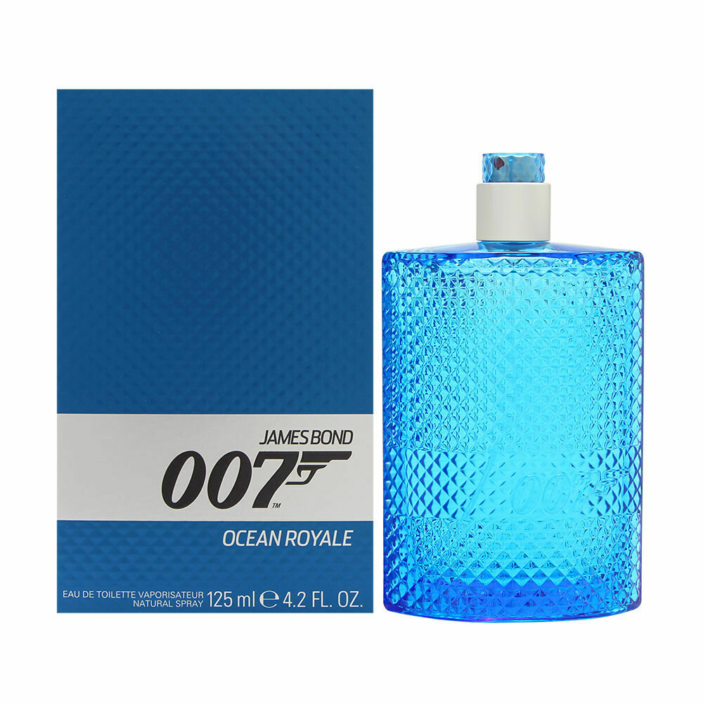 JAMES BOND OCEAN ROYALE FOR MAN EDT125 ML