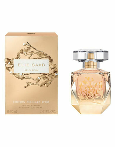 ELIE SAAB LE PARFUM FEUILLES D'OR EDP LIMITED 50 ML
