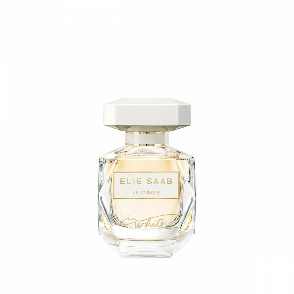 ELIE SAAB 18 LE PARFUM IN WHITE EDP 50 ML