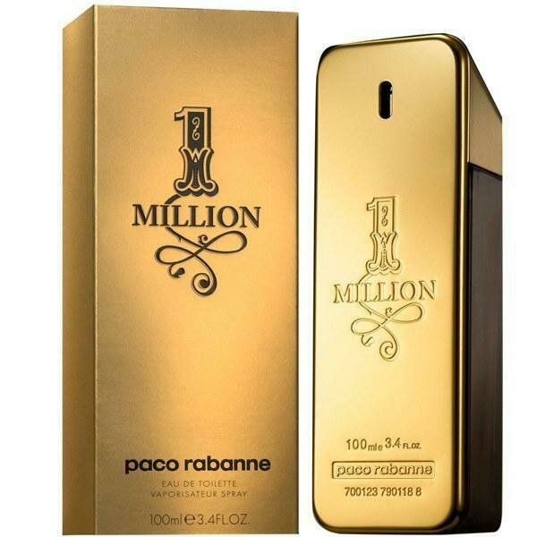 ONE MILLION FOR MEN EDT 100 ML