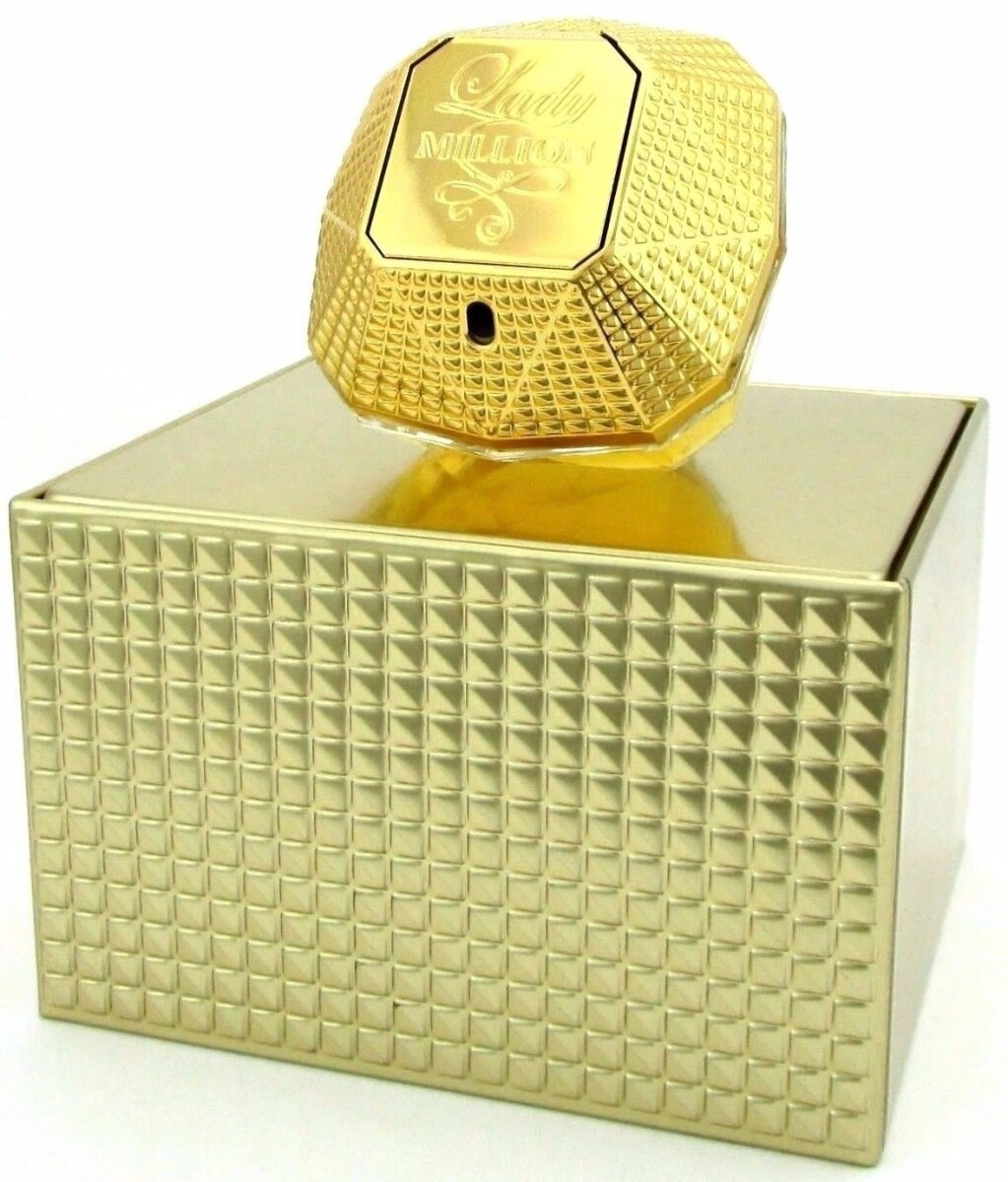 LADY MILLION XMS CLCTR WOMEN EDP 80 ML