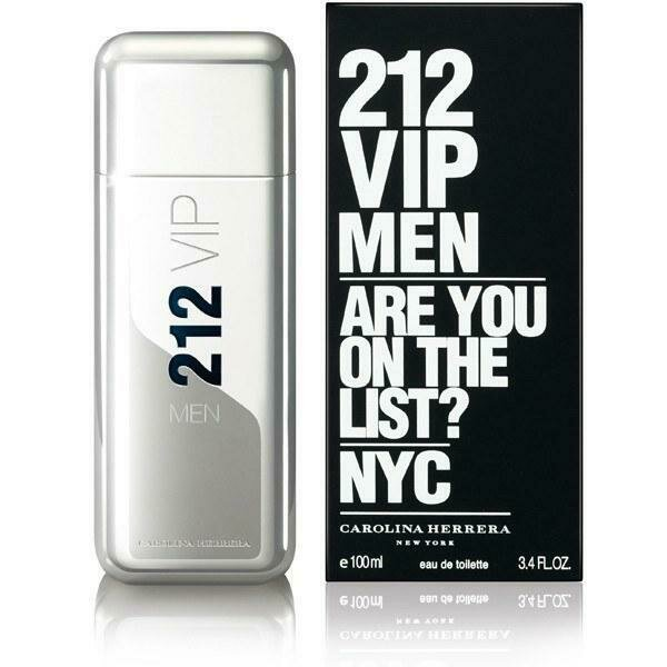 212 VIP MEN EDT 100 ML