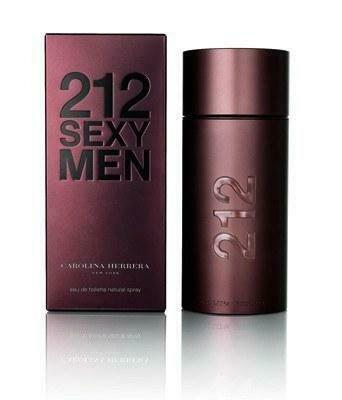 212 SEXY MAN EDT 100 ML