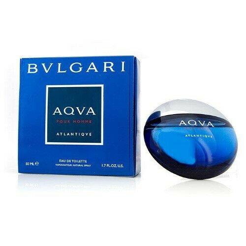 BVLGARI AQVA ATLANTIQ FOR MAN EDT 50 ML