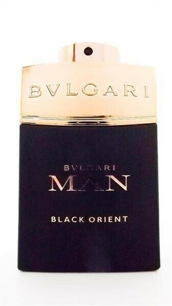 BVLGARI BLACK  ORIENT FOR MAN EDP 60 ML