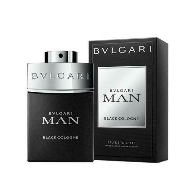 BVLGARI BLACK COLOGNE FOR MAN EDT 100 ML