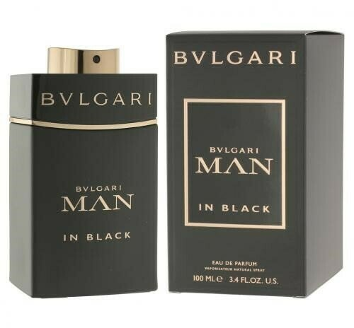 BVLGARI IN BLACK FOR MAN EDP 100 ML