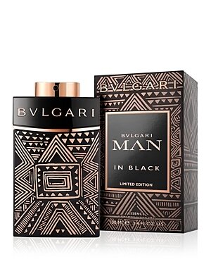 BVLGARI IN BLACK FOR MAN LTD EDP 100 ML