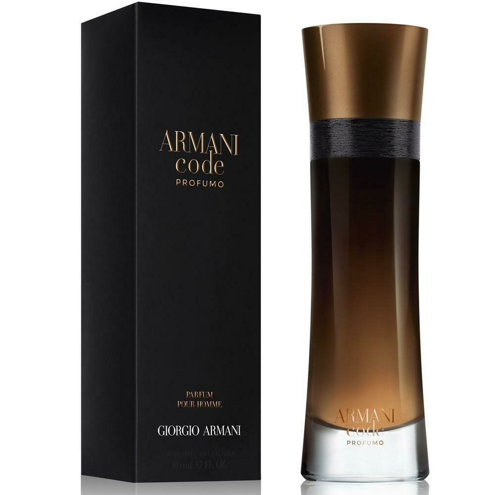 ARMANI CODE PROFUMO FOR MAN EDP 110 ML