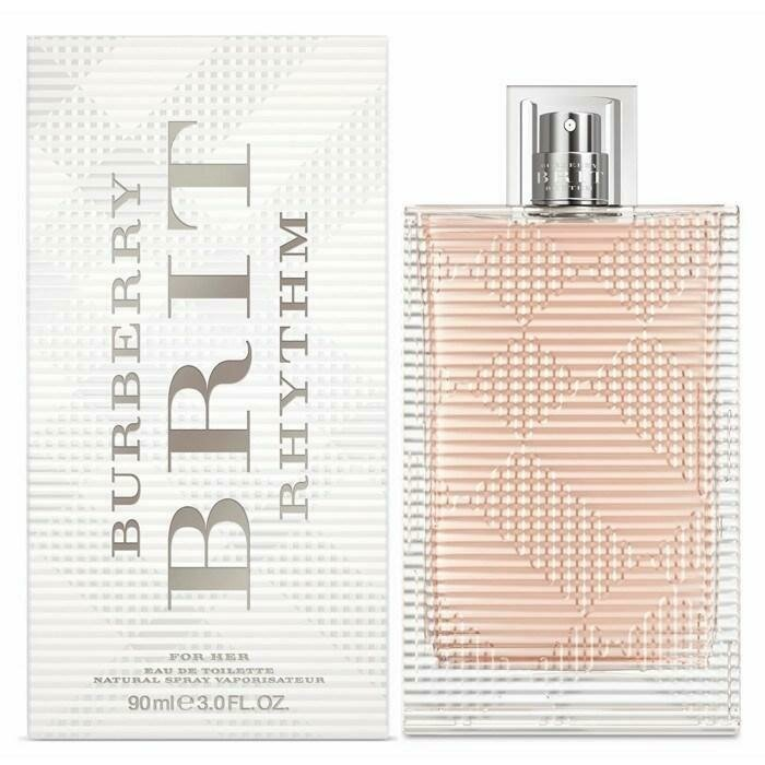 BRIT RHYTHM FOR WOMAN EDT 90 ML