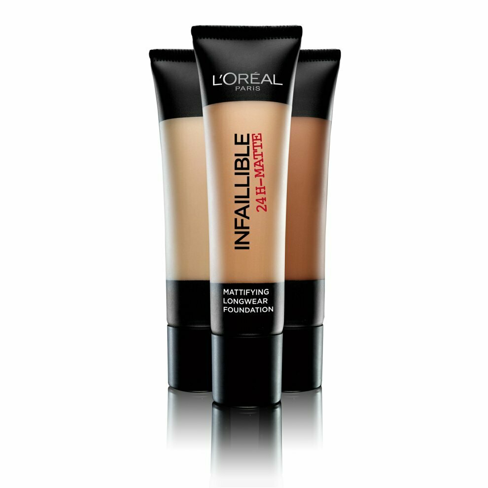 INFAILLIBLE MATTE FOUNDATION - 24