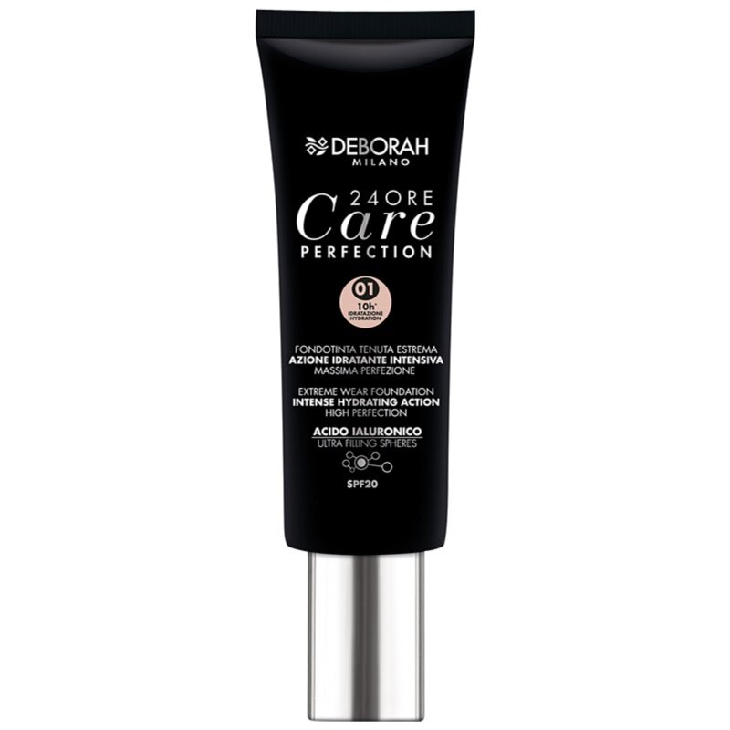 DEBORAH 24ORE CARE PERFECTION FOUNDATION 01