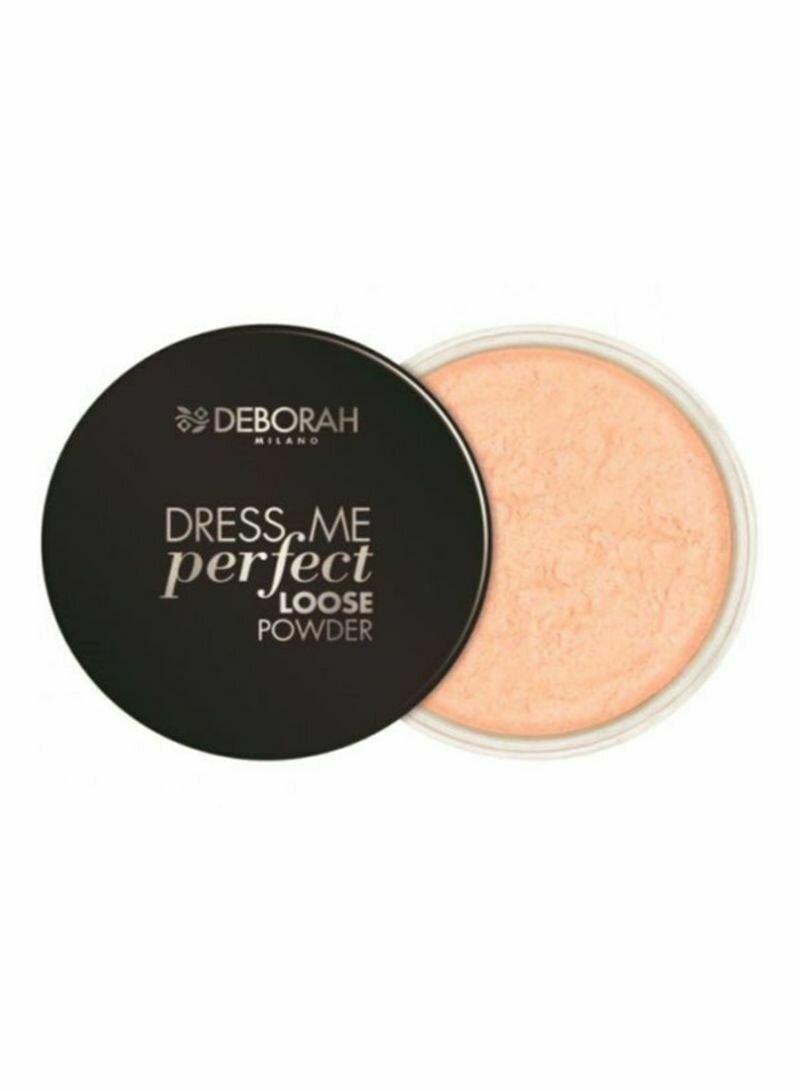 DEBORAH DRESS ME PERFECT LOOSE POWDER 01